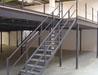Mezzanine flooring access